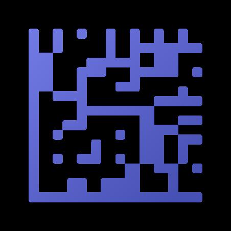 Data Matrix Code icon
