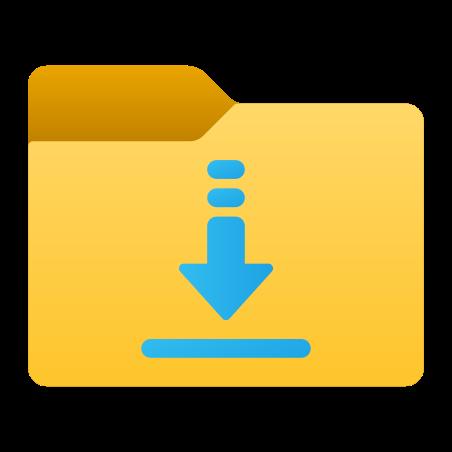 Downloads Folder icon
