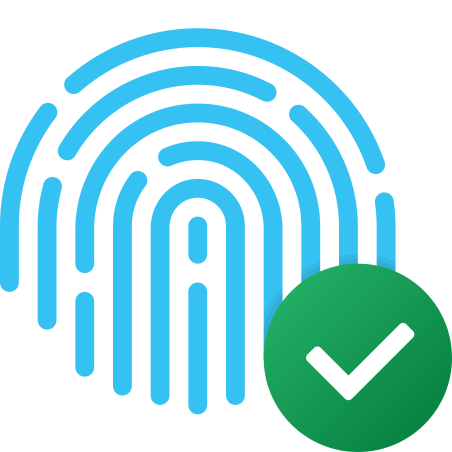 Fingerprint Accepted icon