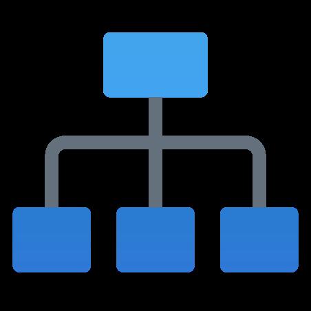 Flow Chart icon