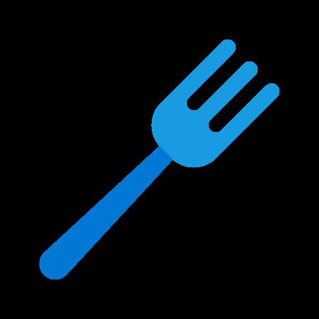 Fork icon in Fluent