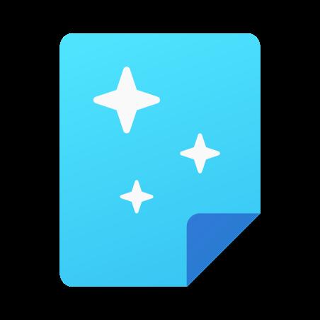 Gloss Paper icon