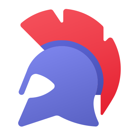 Greek Helmet icon