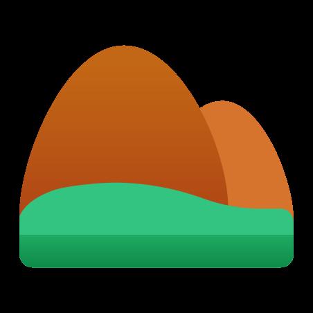 Hills icon