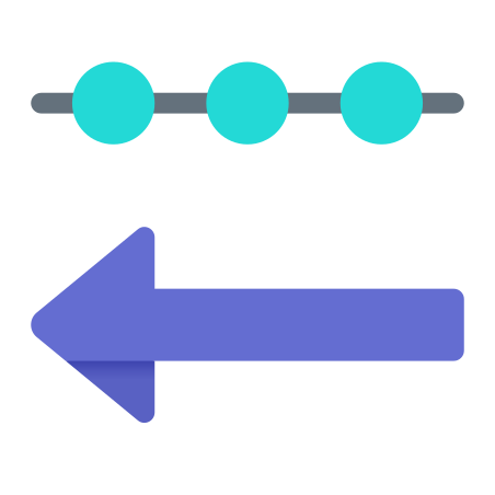 Eingehende Daten icon