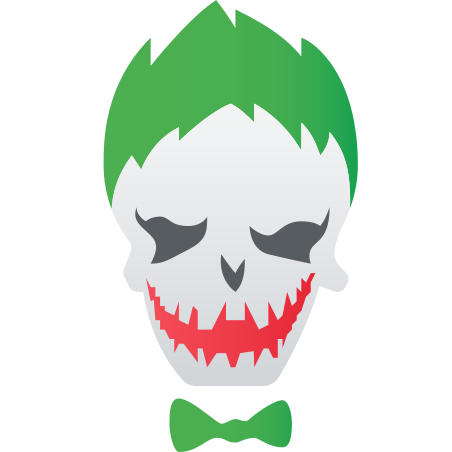 Joker Suicide Squad icon