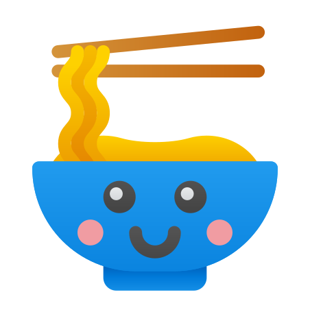 Kawaii Noodle icon