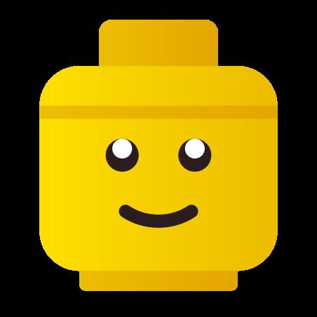 Lego Head icon