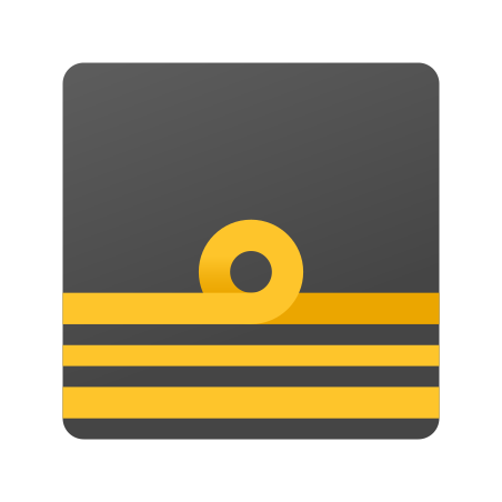 Lieutenant-Commander Of The Canadian Navy icon