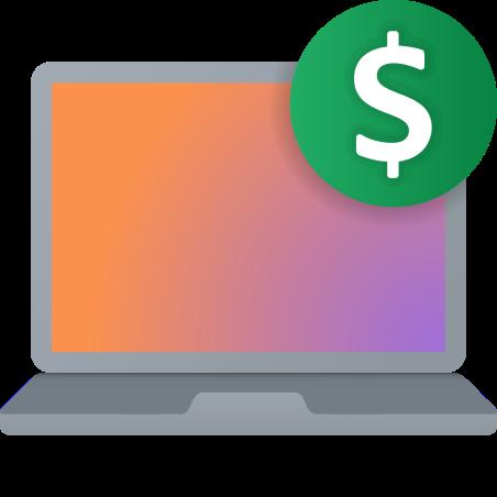 MacBook Money icon
