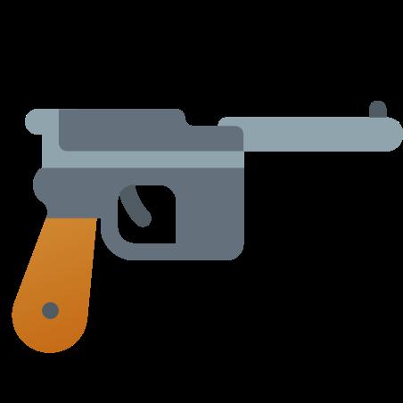 Mauser Gun icon