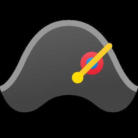 Napoleonic Hat icon