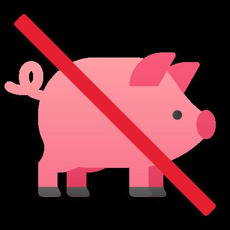 No Pork icon