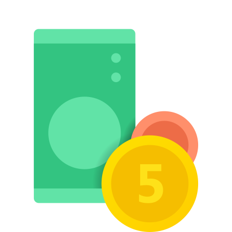 Notes and Coins icon