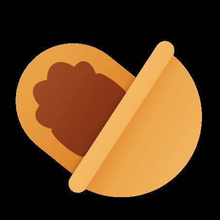 Nutshell icon in Fluent
