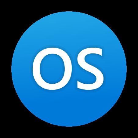 Système opérateur icon