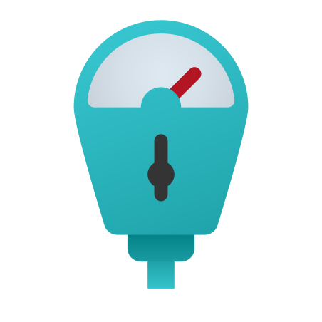 Parking Meter icon
