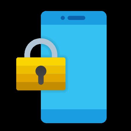 Phonelink Lock icon