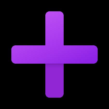 Plus Math icon