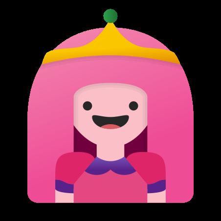 Princess Bubblegum icon