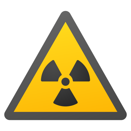 Radioactive Material icon in Fluent