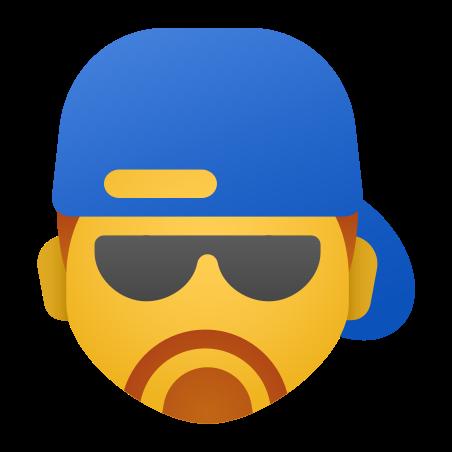 Rap icon