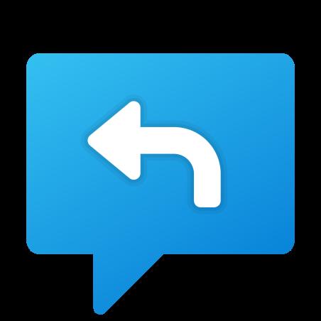 Response icon
