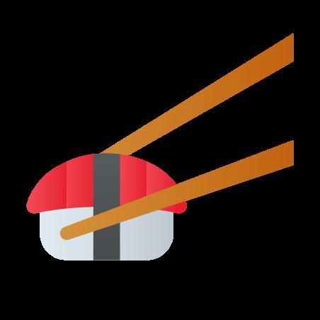 Salmon Sushi icon
