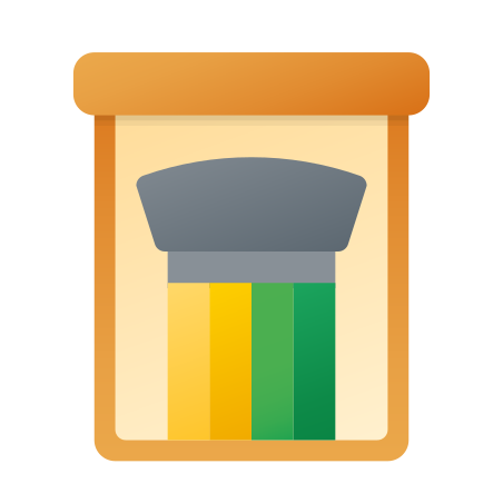 Screen Printing icon in Fluent