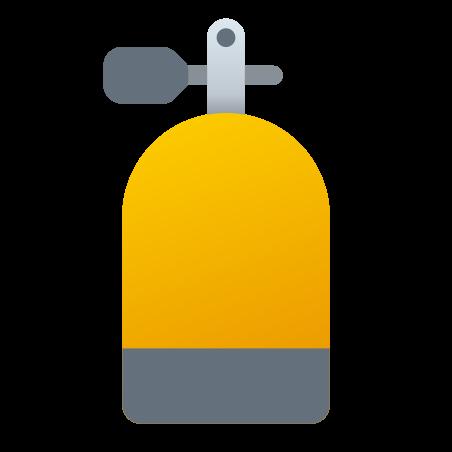 스쿠버 탱크 icon