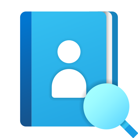 Search Contacts icon