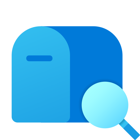 Search in Mailbox icon