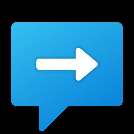 Send Comment icon