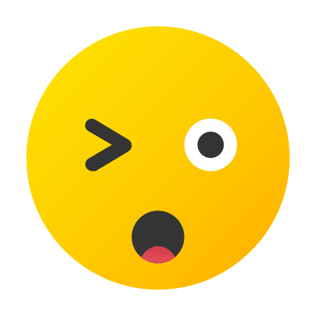 Shocker Emoji icon