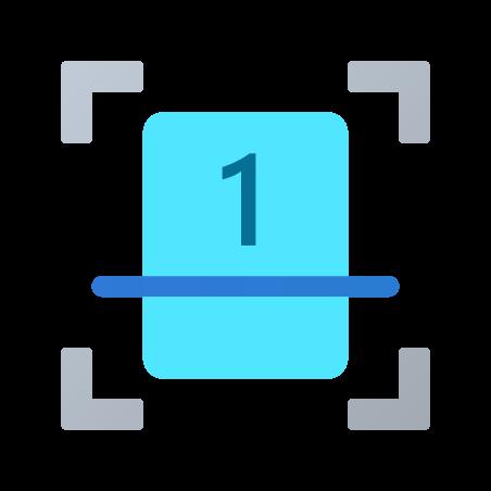 Single Sided Scanning icon