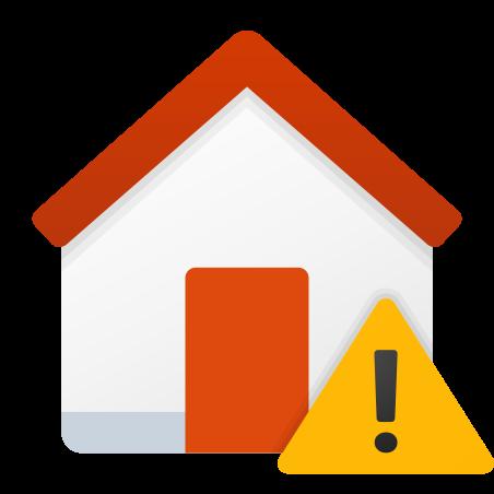 Smart Home Error icon