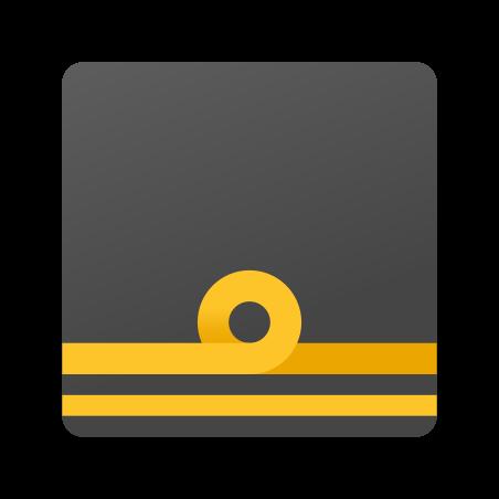 Sub-Lieutenant Of The Canadian Navy icon