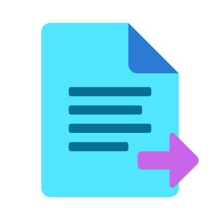 Submit Document icon