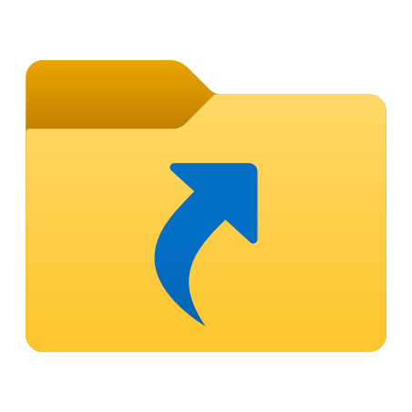 Symlink Directory icon