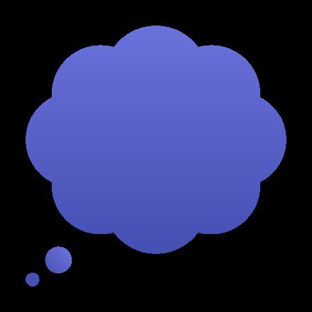 Thinking Bubble icon