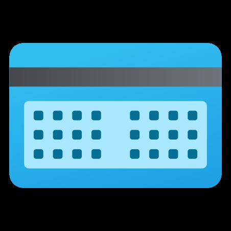 Token Card Code icon