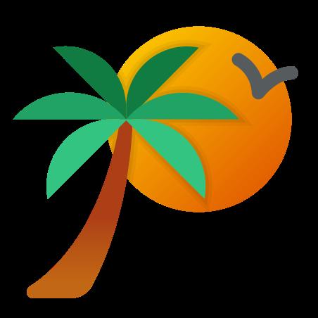 Tropics icon
