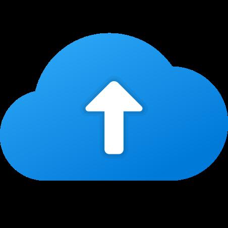 Télécharger vers le Cloud icon