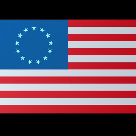 Первый флаг США icon