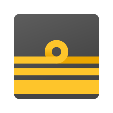 Vice-Admiral Of The Canadian Navy icon