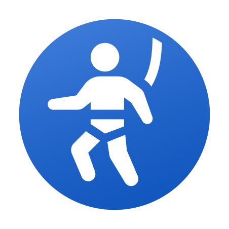 Wear Safety Harness icon