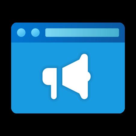 Web Advertising icon