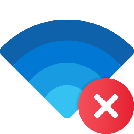 Wi-Fi Disconnected icon