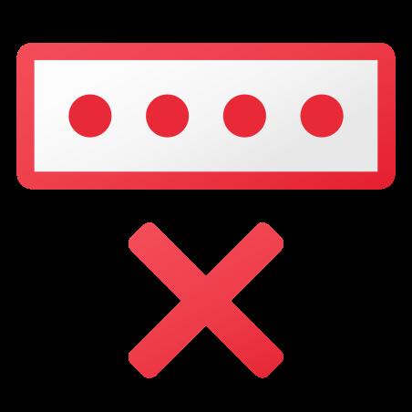 Wrong Pincode icon