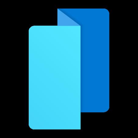 Z-Fold Leaflet icon